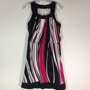 White House Black Market sleeveless dress small